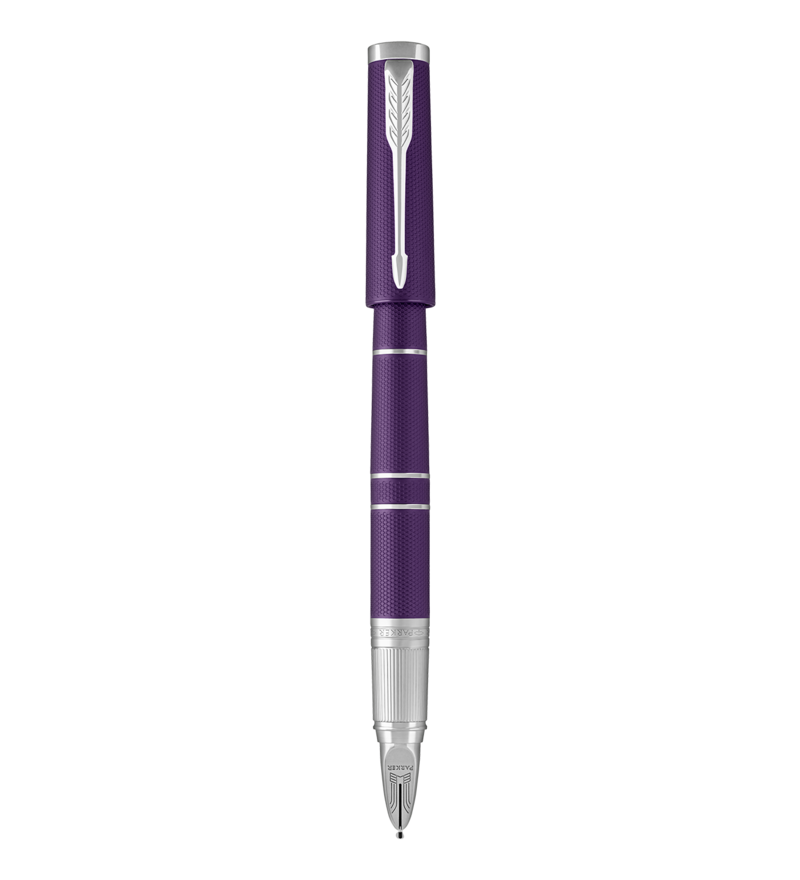 Ручка Parker 5TH Ingenuity Deluxe Slim Blue Violet