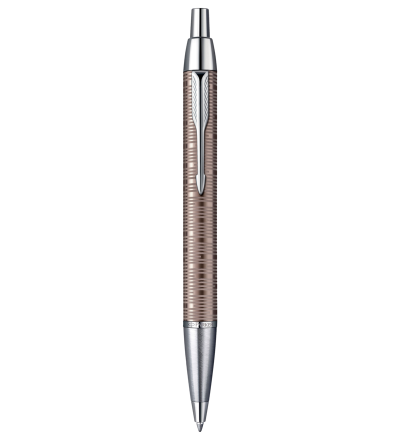 Parker IM Premium Brown Shadow Ballpoint