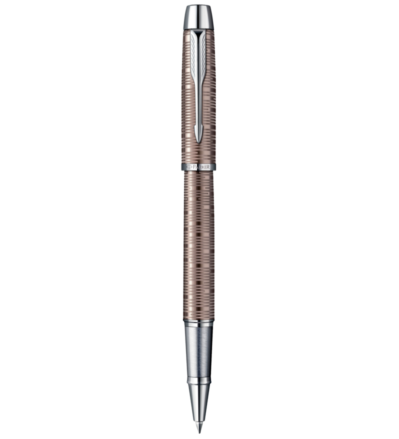 Parker IM Premium Brown Shadow Rollerball