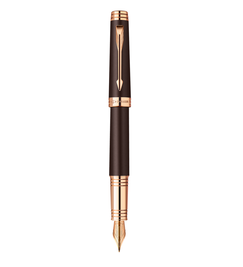 Premier Soft Brown Fountain Pen