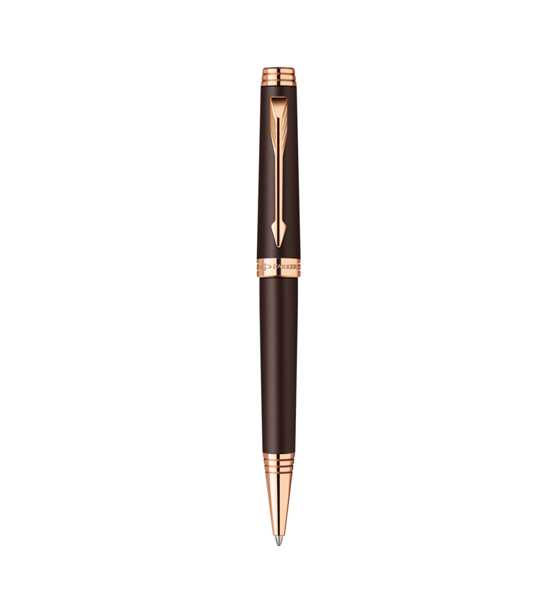Premier Soft Brown Ballpoint